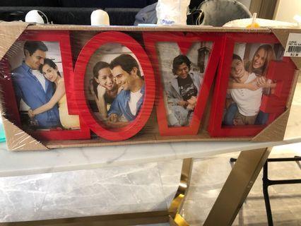 LOVE Photo Frame