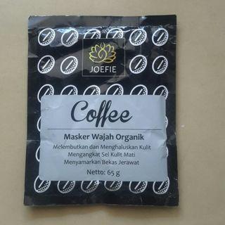 Masker Organic Coffee