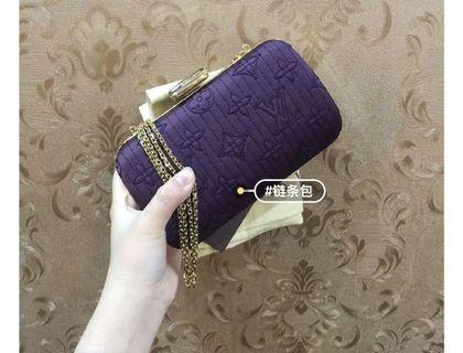 Authentic LV limited edition clutch