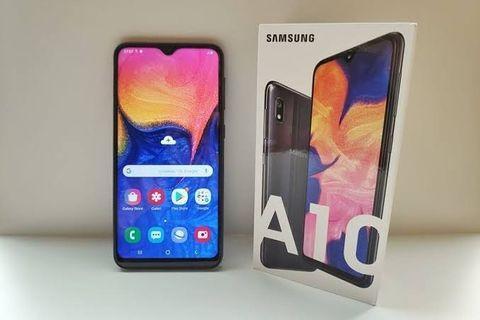 Promo Cicilan Samsung A10 Gratis 2x Angsuran