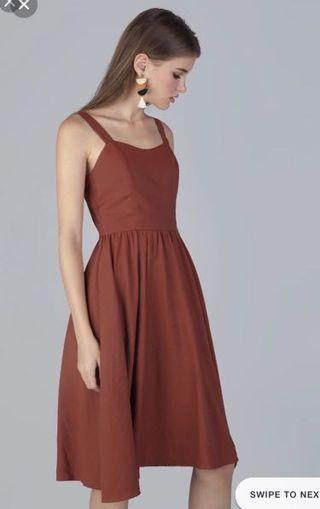 TRADING XS FOR S - TTR Marilyn Midi Dress