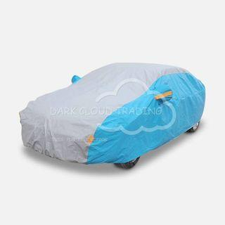 [DARK CLOUD - PEVA (15% OFF)] 💥 EXTRA STRONG CAR COVER / VEHICLE PROTECTOR ▶️HIGH QUALITY ✔️BELT LOCK ▶️ZIP ✔️RETRO-REFLECTIVE ▶️BAG ✔️EXTRA STRONG ▶️WATERPROOF  ✔️UV ▶️ANTI-DUST ✔️ANTI-SCRATCH ▶️THERMAL INSULATION