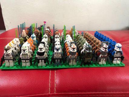 LEGO Star Wars Jedi Set