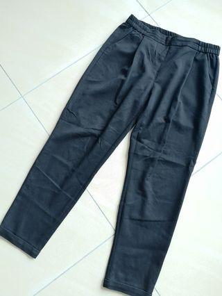 Seed Office Formal Pants in Black