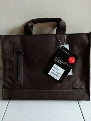 Brrand New Samsonite Brown 13 inch Laptop/Briefcase/Slim Case Bag