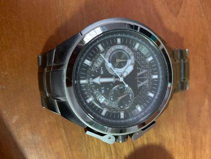 🚚 AX watch