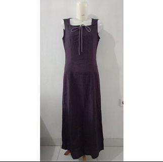 Purple Dress #BAPAU