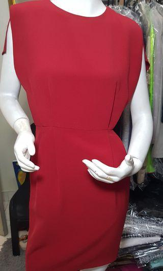 DOUBLEWOOT Red dress
