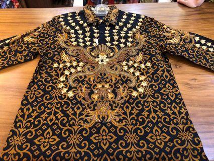 🚚 Batik Keris Long Sleeves Premium
