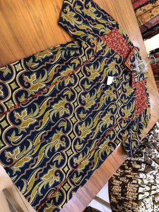 🚚 Batik Top - Batik Keris Short Sleeves Premium