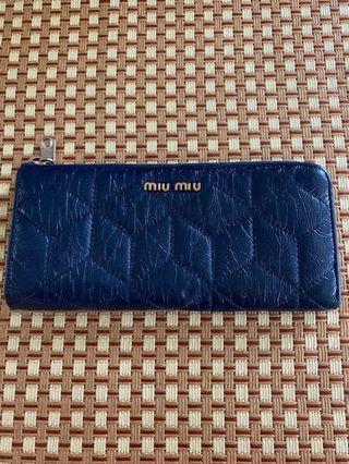 🚚 Cheapest deal- Miu Miu long wallet