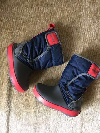 Crocs rain boots kids