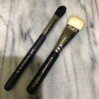 Sigma & Zoeva Face Brushes