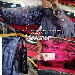 Juicy couture ori sling bag