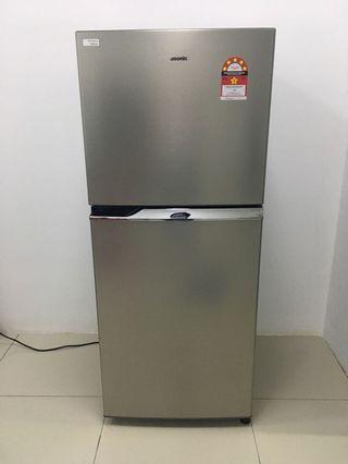 Panasonic two door refrigerator