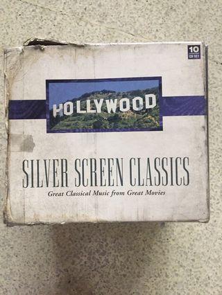 Audio CDs - Silver Screen Classics