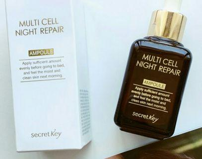 Cell Rejuvenating Miracle Ampoule #MRTAMK