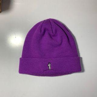 Fucking awesome 紫色毛帽