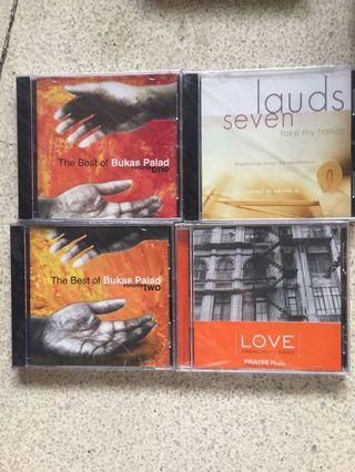 Audio CDs - Christian collection