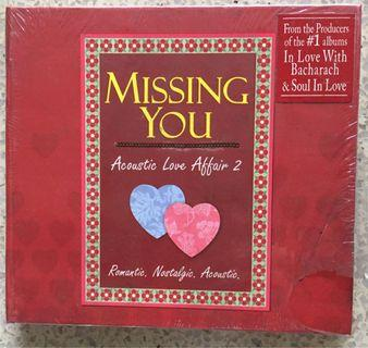 Audio CD - Missing You