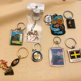 Souvenir keychains uk