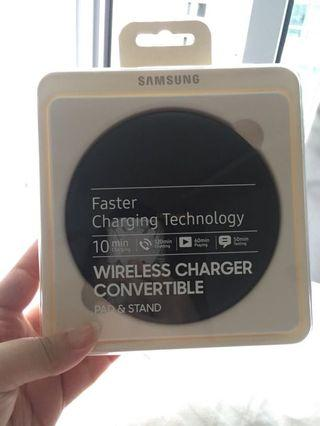 🚚 Original Samsung wireless fast charger (sealed)
