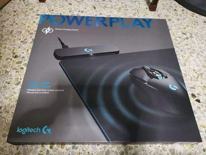 Logitech G POWERPLAY wireless charging mouse pad *60% OFF* UP $199 [warranty until May 2021]