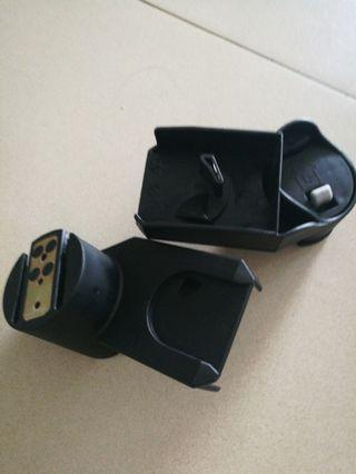 Quinny Maxi Cosi adapters