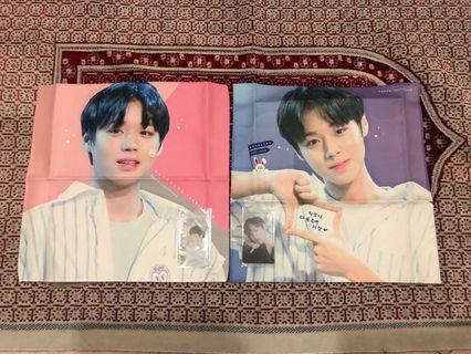 Wanna One - Park Jihoon slogan