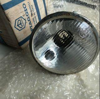 Original siem piaggio headlight unit vespa