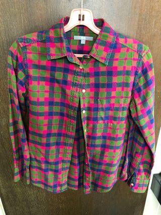 Uniqlo flannel long sleeve #Apr75