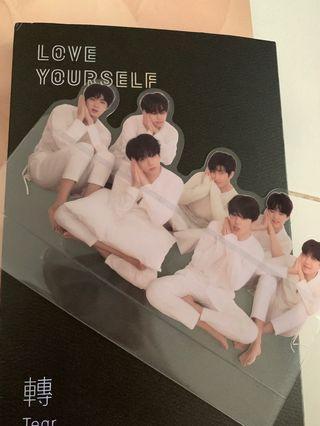 🚚 [BTS] WTS BTS Love Yourself Tear Ver U