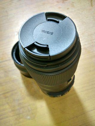 Sigma 100-400mm for NIKON