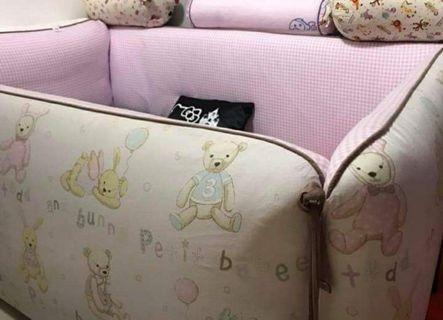 韓國Petit Babee 安全圍牆遊戲地墊