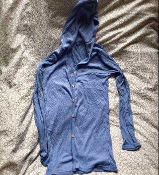 防曬薄外套(有帽子) #半價衣服拍賣會