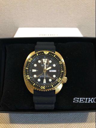 (Free delivery) Seiko Gold Turtle SRPC44