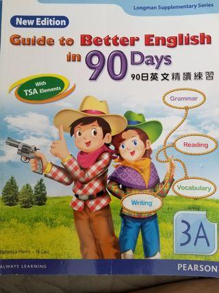 Pearson 3A better english in 90 days