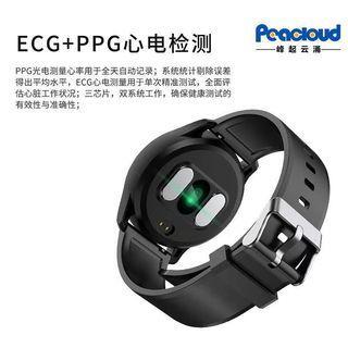 New Generation ECG Smartwatch! IP68 10 meter waterproof! Best gift for your beloved ones!