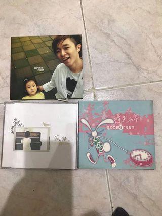 蘇打綠 台灣版 CD