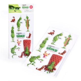 The Grinch Movie Sticker Set #homerefresh30