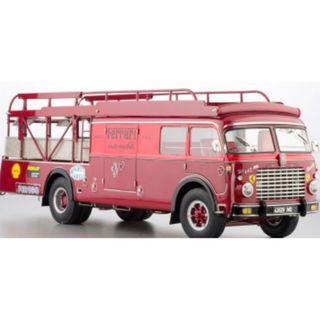 1/18 CMC Fiat Ferrari Transporter (MISB, Hyper Rare) - Nett Price