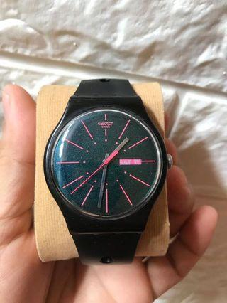 swatch new gent day date