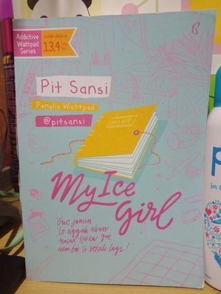 Novel My Ice Girl