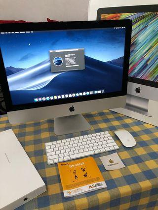 iMac Retina 4K Display 2017 MNDY2 Garansi iBox Resmi Indonesia 1 TB