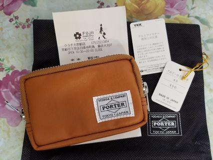 全新日本Porter 散紙包