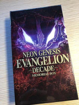 新世紀福音戰士2 限定版 EVANGELION