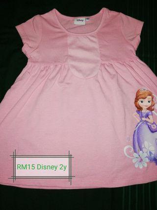 Disney Sofia Dress