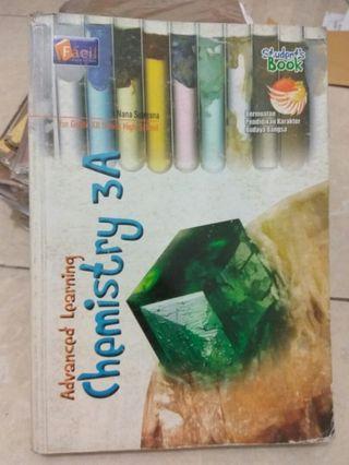 #BAPAU facil chemistry 3A kelas 13 ktsp 2006