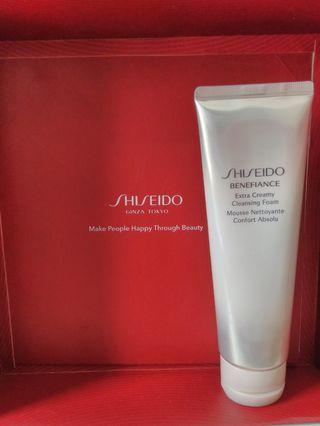 Shiseido Cleansing Foam 125ml