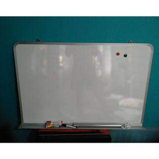Whiteboard with Markers